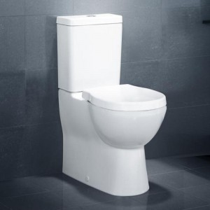 image of Caroma toilet suite that can be installed by Tomlinson Plumbing - Geelong, Surf Coast, Melbourne