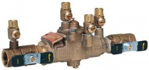 Backflow prevention valve that Tomlinson Plumbing install - Geelong, Surf Coast, Mlebourne