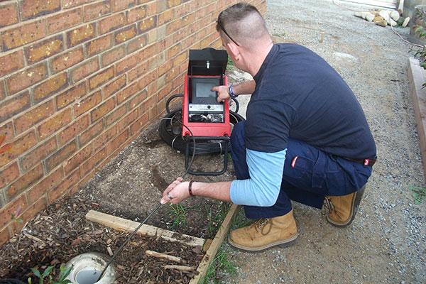 CCTV Drain Inspection | Geelong | Torquay | Tomlinson Plumbing