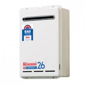 Rinnai Infinity 26 | Rinnai Hot Water | Geelong | Tomlinson Plumbing