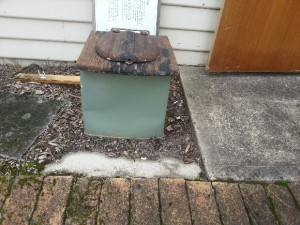 The old outdoor dunny! |Blocked Toilets - Geelong | Tomlinson Plumbing