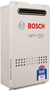Bosch Hot Water Specialist Geelong | Torquay | Tomlinson Plumbing