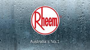 Rheem Hot Water | Geelong | Tomlinson Plumbing