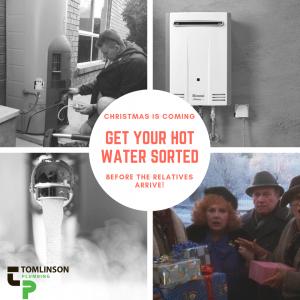 Hot Water Geelong | Tomlinson Plumbing