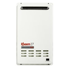 Rheem Continuous Flow Gas Hot Water Heaters | Geelong | Torquay | Tomlinson Plumbing