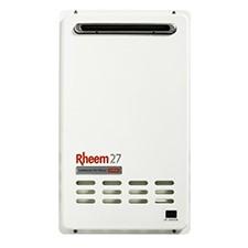 Rheem Continuous Flow Gas Hot Water Heaters | Geelong | Torquay | Tomlinson Plumbing