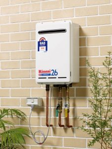 Rinnai Continous Flow Gas Hot Water Units | Geelong | Torquay | Tomlinson Plumbing