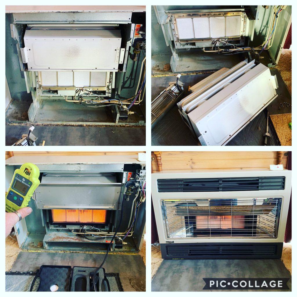 Rinnai Gas Heater Service & Carbon Monoxide Test | Geelong | Torquay | Tomlinson Plumbing