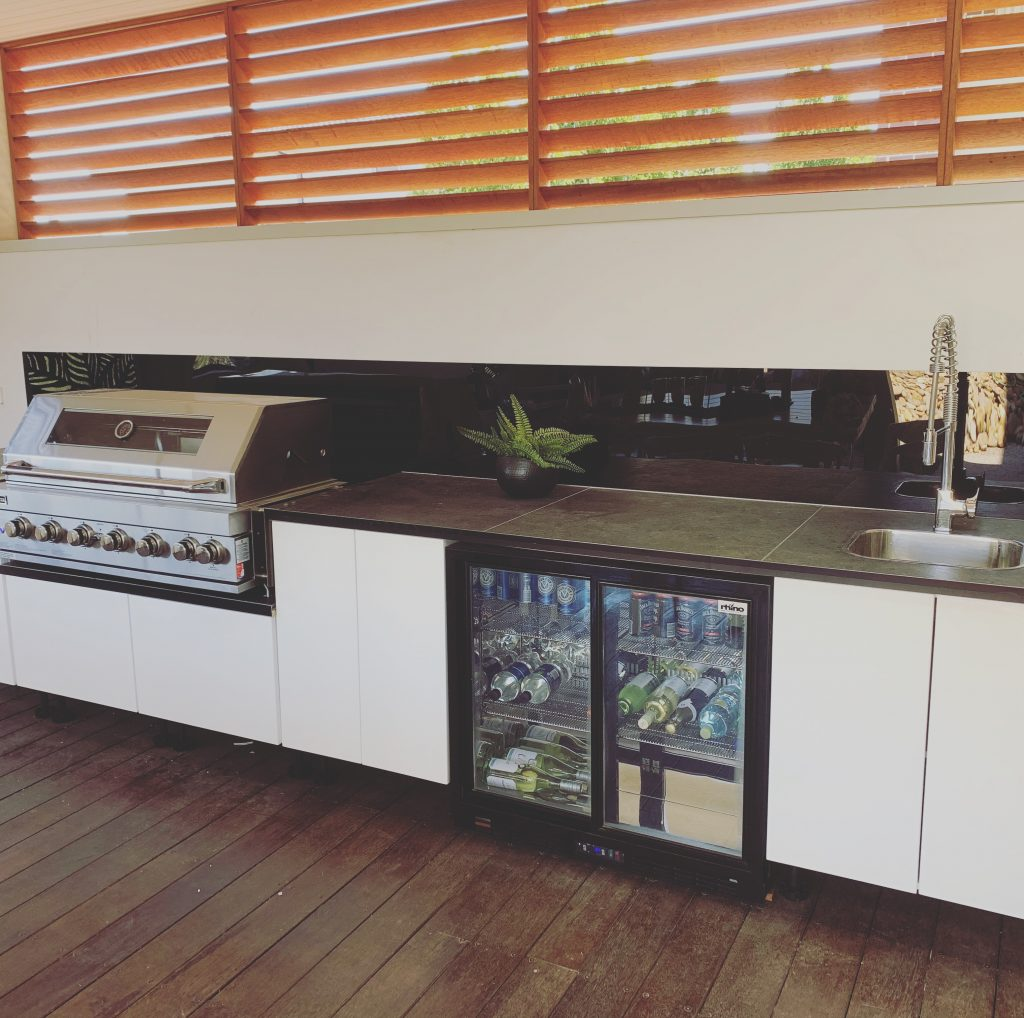Outdoor kitchens | Torquay | Ocean Grove | Barwon Heads | Geelong | Tomlinson Plumbing