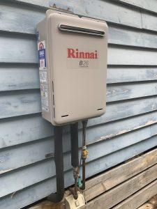 Rinnai Hot Water | Geelong | Torquay | Barwon Heads | Ocean Grove | Tomlinson Plumbing