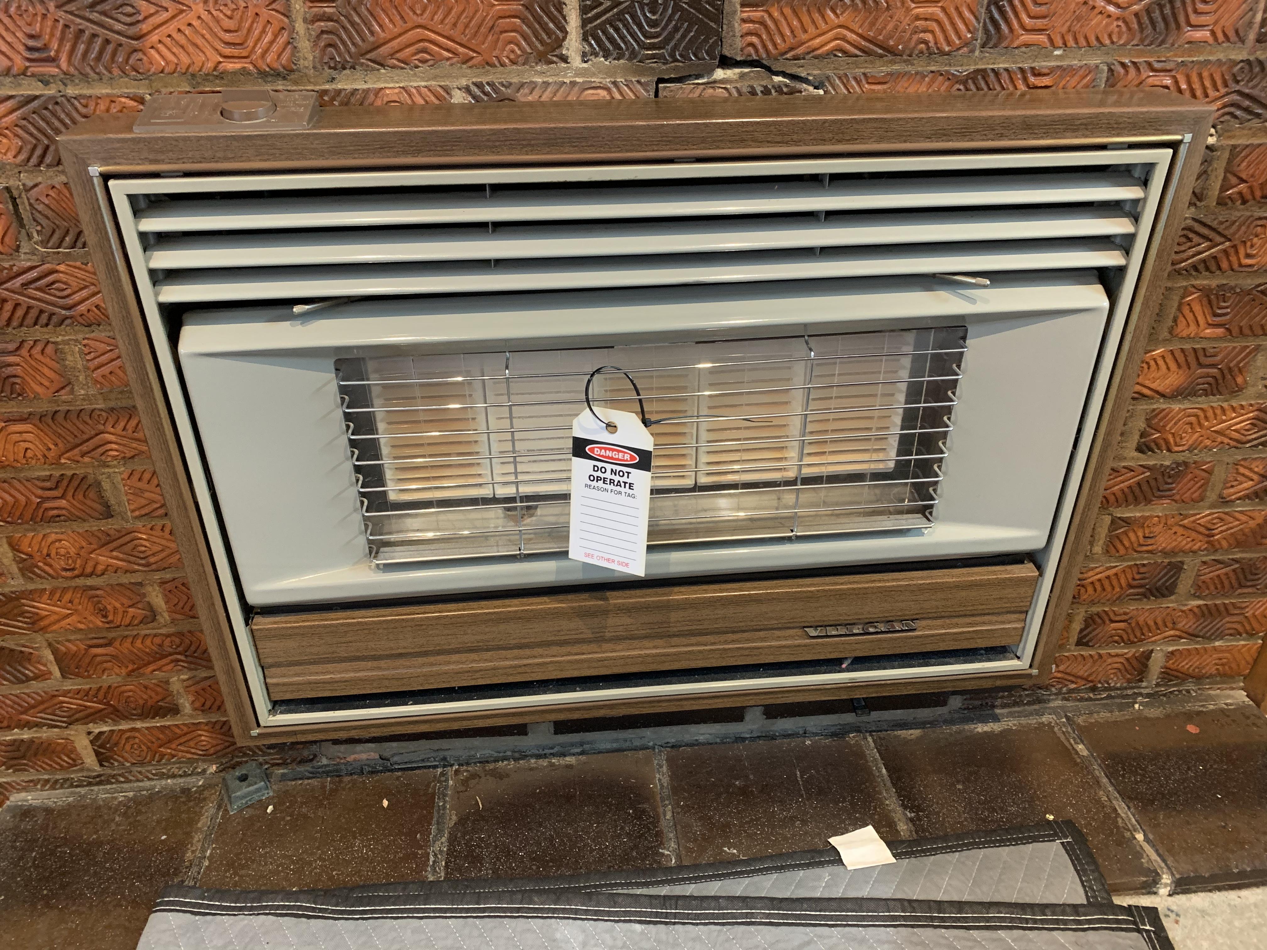 Vulcan Heaters | Gas Heaters | Geelong | Torquay | Tomlinson Plumbing