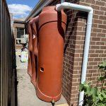 Slimline rain water tanks | Geelong | Torquay | Ocean Grove | Barwon Heads | Tomlinson Plumbing