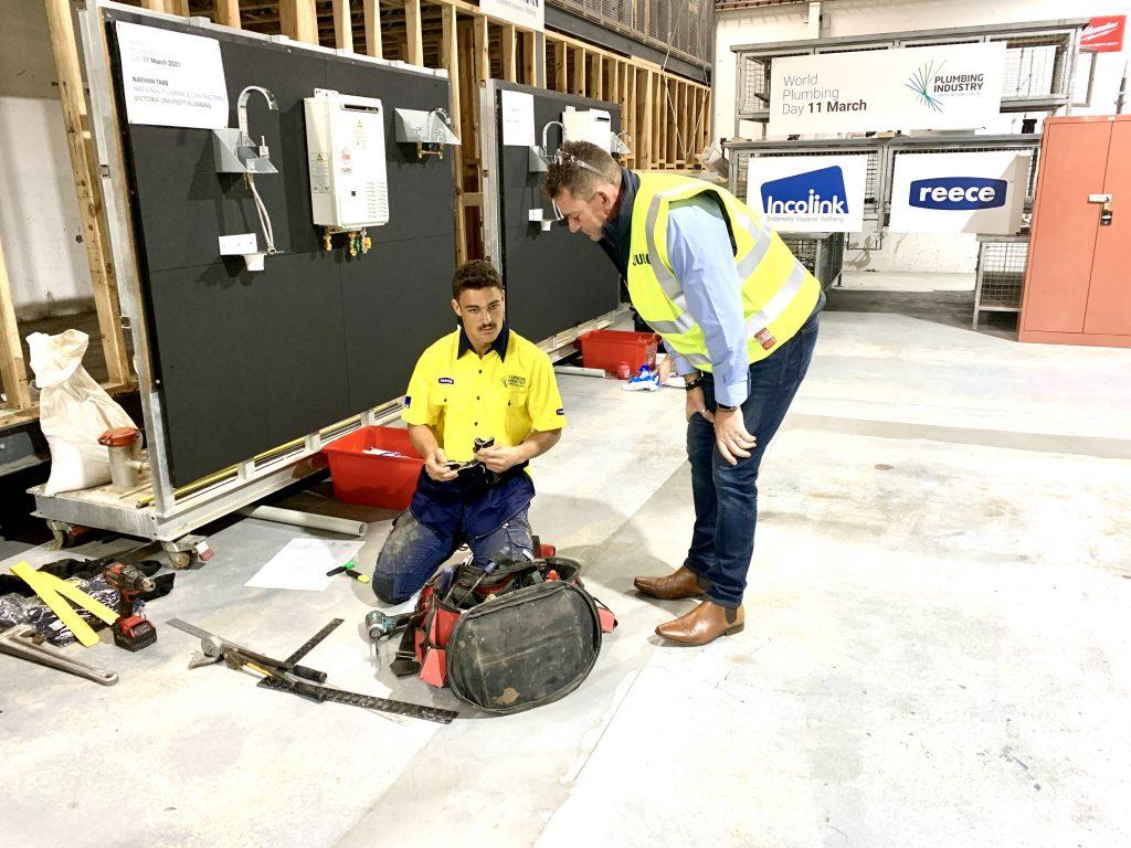 World Plumbing Day | Apprentice Skills Contest 2021 | Tomlinson Plumbing | Torquay | Geelong | Ocean Grove