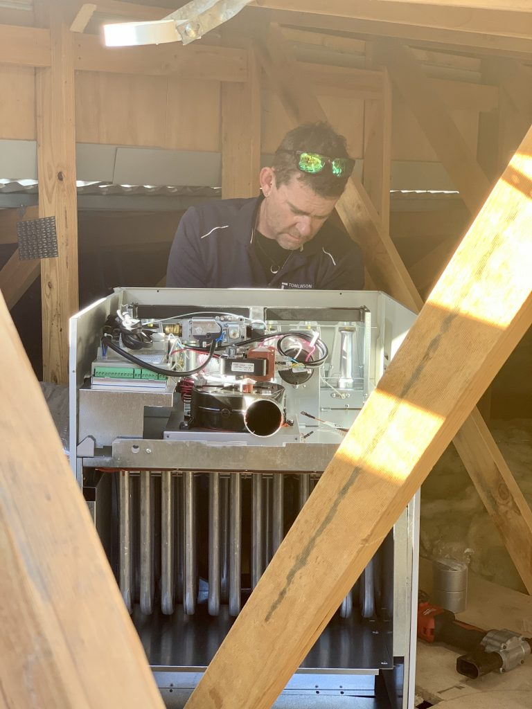 Gas central heaters   Torquay   Geelong   Ocean Grove   Tomlinson Plumbing