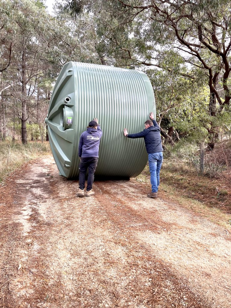 Rain Water Tanks | Torquay | Geelong | Ocean Grove | Barwon Heads | Tomlinson Plumbing